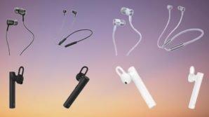 Da Xiaomi una neckband e un auricolare mono con cancellazione del rumore
