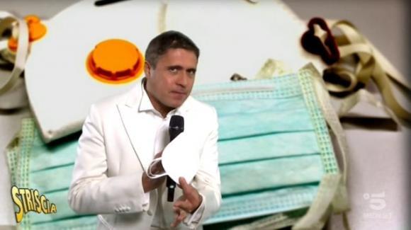 Striscia la Notizia, Moreno Morello aggredito a colpi di scimitarra