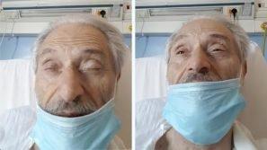 """Amedeo Minghi ricoverato in ospedale: """"Avervi accanto è importante"""""""