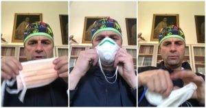 Medico spiega la differenza tra le varie mascherine. Ecco quale usare