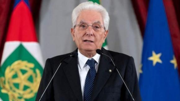 """Sergio Mattarella, il discorso del primo maggio: """"Il governo deve fornire indicazioni chiare e ragionevoli"""""""
