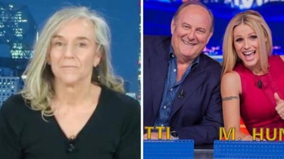 """""""Striscia la Notizia"""", divampa la polemica con la giornalista Rai Giovanna Botteri"""
