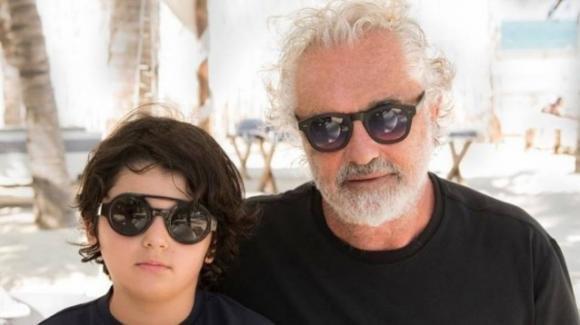 Flavio Briatore, la vita a Montecarlo e il rapporto con il figlio Nathan