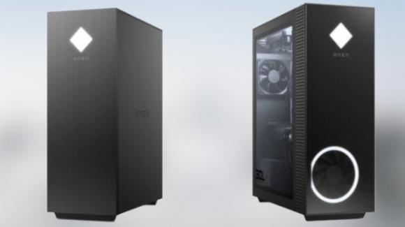 HP OMEN: ufficiali i nuovi gaming desktop rinnovati anche nel design