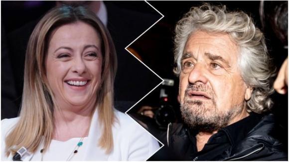 Giorgia Meloni, Fratelli D'Italia inarrestabile: per la prima volta supera il Movimento Cinque Stelle