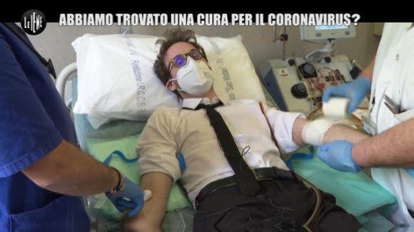 Le Iene: da Pavia e Mantova arriva la cura mirata per il coronavirus