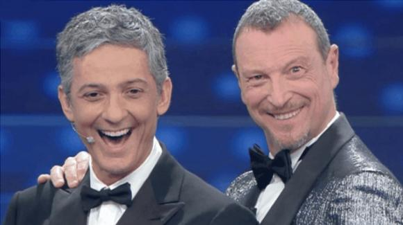 "Sanremo 2021, Amadeus e Fiorello: ""Morgan e Bugo devono esserci"""
