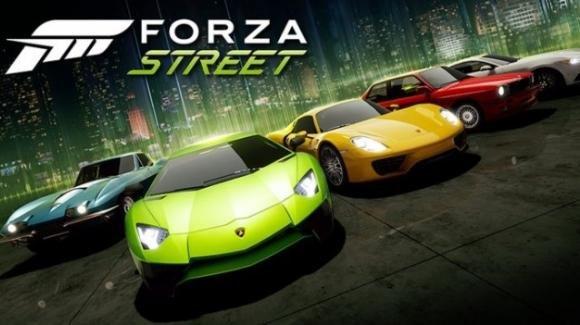 Forza Street: ufficiale per Android e iOS il gioco di corse targato Microsoft