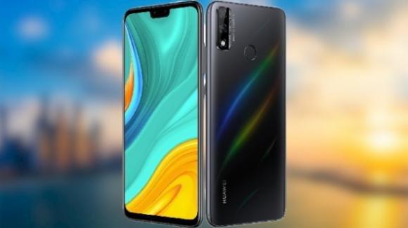 Huawei Y8s: ufficiale lo smartphone di fascia medio-bassa per la fotografia