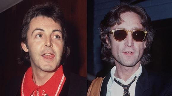 Paul McCartney criticato in un brano di John Lennon