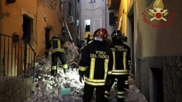 Marino, Roma: esplosione dolosa all'origine dell'incendio