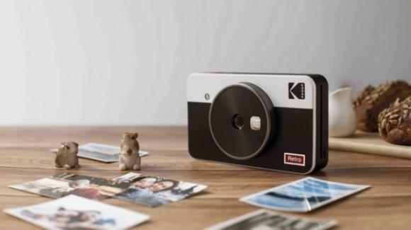 Mini Shot Combo: da Kodak la nuova fotocamera a sviluppo istaneaneo