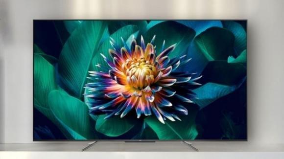TCL: ufficiali le smart TV QLED C71 e C81 con Android TV a lungo supporto