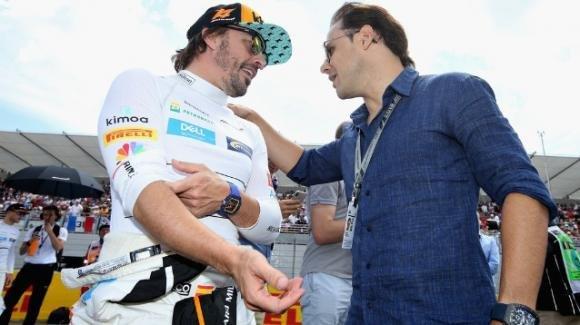 """Felipe Massa su Fernando Alonso: """"È sempre riuscito a portare tutto a suo favore"""""""