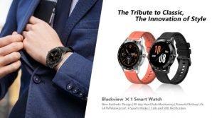 Blackview X1: smartwatch sportivo ma elegante, con grande resistenza e autonomia