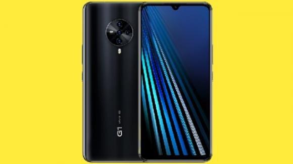 Vivo G1 5G: business phone con 5G, multicamera e maxi batteria
