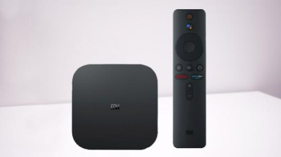 Mi Box 4K: da Xiaomi il box multimediale con Android TV stock