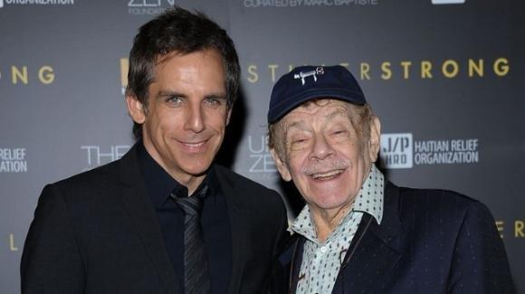 Ben Stiller, morto il padre Jerry: l'annuncio dell'attore