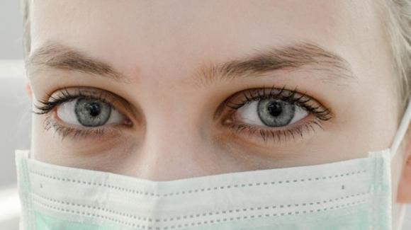 Covid-19, il virus potrebbe entrare nel corpo attraverso gli occhi