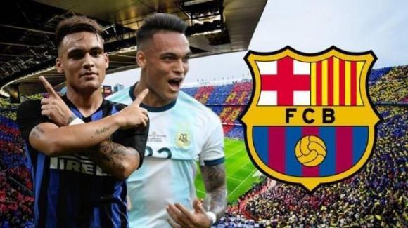Serie A: Lautaro Martinez verso il Barcellona