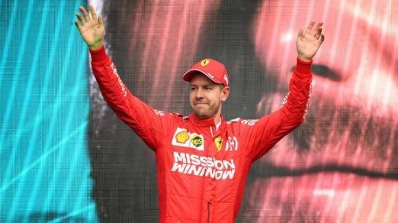 F1, è ufficiale: Sebastian Vettel via dalla Ferrari dopo il 2020