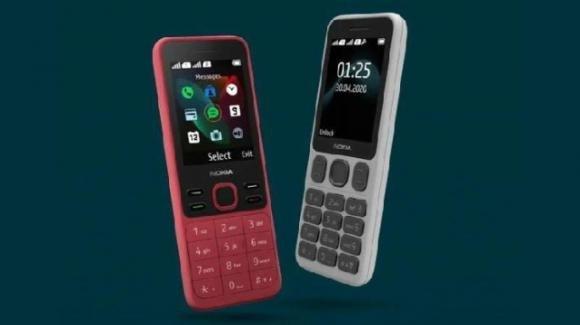 Nokia 125 e Nokia 150: ufficiali i nuovi feature phone di HMD Global