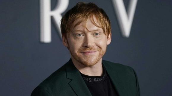 Rupert Grint, alias Ron Weasley, è diventato papà