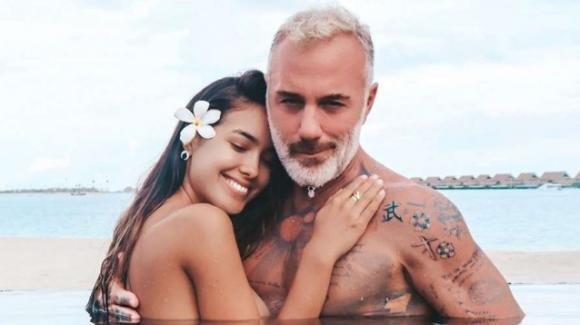 Gianluca Vacchi e Sharon Fonseca aspettano un figlio