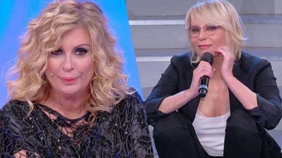 U&D, scontro frontale tra Tina Cipollari e Maria De Filippi
