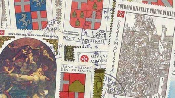 Un omaggio all'Italia arriva dai francobolli di Malta