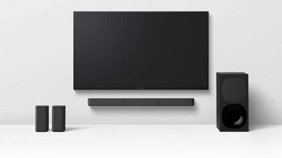 HT-S20R e HT-G700: da Sony le nuove soundbar per un audio cinematografico