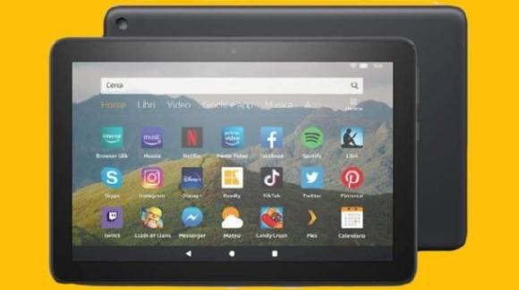 Fire HD 8 (2020): da Amazon la nuova generazione del tablet con Fire OS