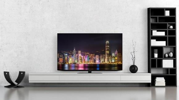 OLED CQ1: ufficiale la prima smart TV OLED 4K di Sharp
