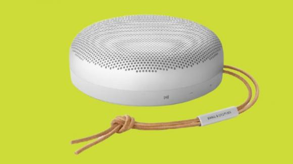 Beosound A1: da Bang & Olufsen lo smart speaker Bluetooth 5.1 con Alexa