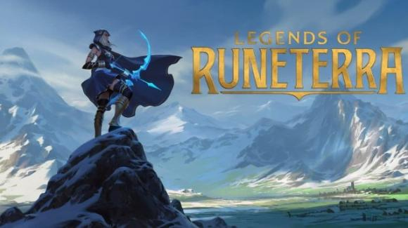 """Legends of Runeterra"": nuovo gioco di carte virtuali ispirato all'universo di ""League of Legends"""