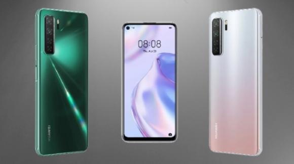 Huawei P40 Lite 5G: ufficiale (anche in Italia) il medio-gamma con FreeBuds 3i in regalo