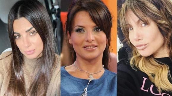 Litigio social tra Serena Enardu, Miriana Trevisan e Deianira Marzano