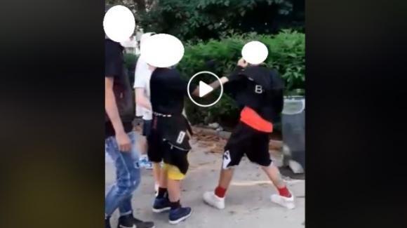 Napoli: ragazzino vittima di bullismo, il video finisce in rete