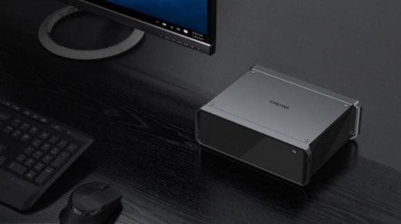 Chuwi CoreBox i5: ufficiale il computer compatto e potente con Windows 10