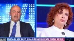 """Live – Non è la D'Urso, Gianluigi Nuzzi attacca Alda D'Eusanio: """"Volevi fare la furba, ma siamo stufi di te"""""""