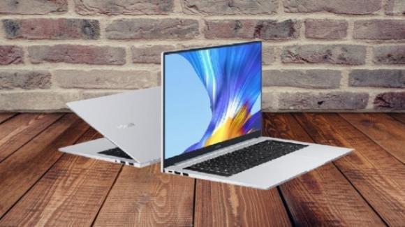 Honor MagicBook Pro 2020: ufficiale con Intel 10a gen e Nvidia MX350