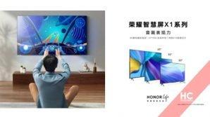 Honor Vision X1: la nuova famiglia di smart TV con più opzioni di scelta