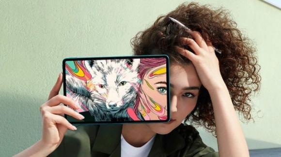 Honor V6: ufficiale il tablet con Wi-Fi 6, Bluetooth 5.1 e connettività 5G