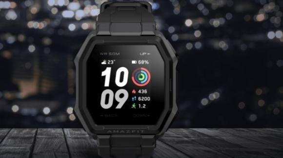 Amazfit Ares: ufficiale lo sportwatch low cost con autonomia a 90 giorni