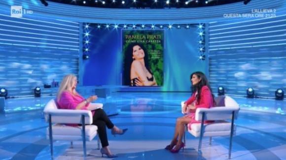 """Domenica In, Mara Venier ritorna sull'ospitata di Pamela Prati: """"Non è stata pagata"""""""