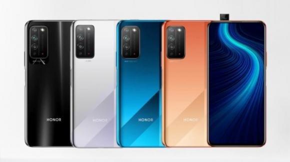 Honor X10 5G: multicamera e ottime foto notturne per il nuovo medio-gamma