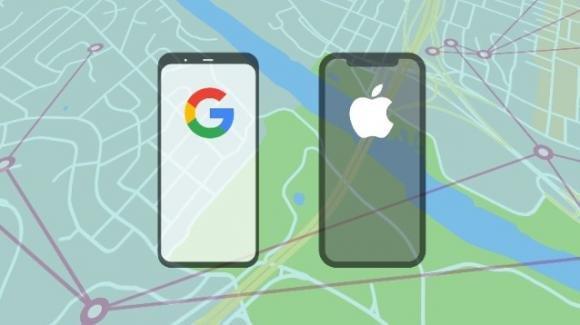Pronte le API per il tracciamento del coronavirus rilasciate da Apple-Google