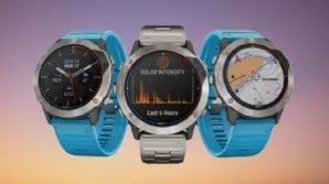Quatix 6X Solar: da Garmin lo sportwatch nautico con ricarica solare