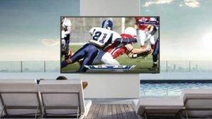 Samsung Terrace 4K OLED: ufficiale la prima smart tv per l'outdoor