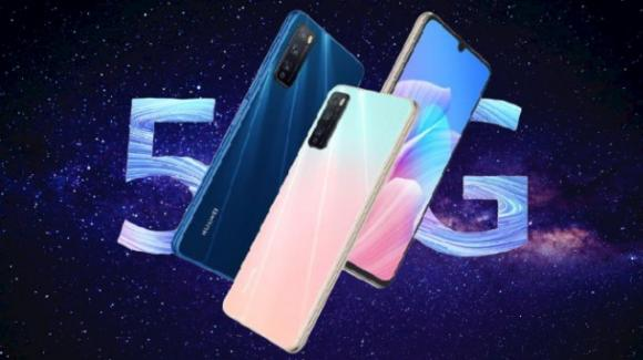 Huawei Enjoy Z 5G: ufficiale il medio-gamma con processore MediaTek